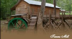 Timms Mill, 150 Timms Mill Rd., Pendleton. A restored historic mill still in operation that offers fresh stone-ground grits and cornmeal. Open most Saturdays 1-4.