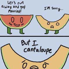 I love corny jokes