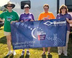 Diamond Relay Fund-Raising Totals $73K+ In 2013 - The Sanatoga Post