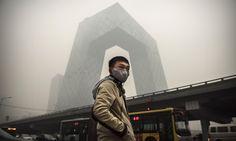Inside Beijing's air