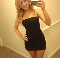 Skin tight dresses never looked so happy - 42 Photos