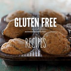 Discover our favorite gluten-free recipes for the holiday season... 12 of them!