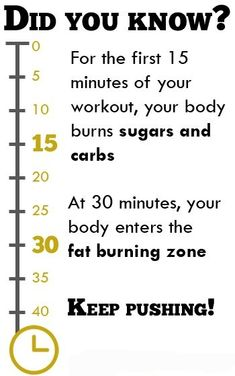 working out tip ... http://www.facebook.com/FindingTheRightDiet