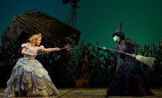 Wicked on Broadway! http://www.newyork60.com/en/broadway-shows/wicked