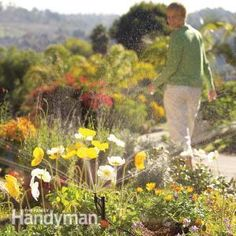 How to Install an Irrigation System in Your Yard