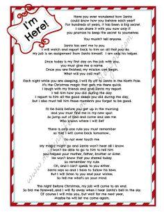 FREE Printable Elf letter from Making Life Whimsical: We Believe in Christmas Magic! #elfontheshelf #elf www.makinglifewhimsical.com