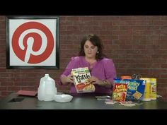 Inspired by Pinterest: Recycled Containers - YouTube