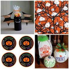 Spooky Fun Halloween Party Decorations