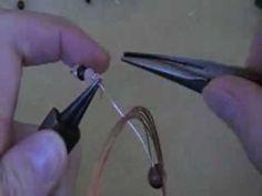 Beginning Wire-Wrapping: Pt. 2 - Making Something