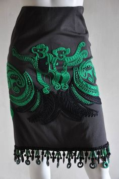 I die for this Prada skirt via ebay