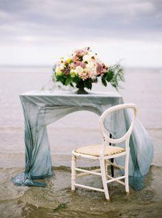Ethereal Seaside Ireland Inspiration Shoot: http://www.stylemepretty.com/destination-weddings/2014/08/28/ethereal-seaside-ireland-inspiration-shoot/ | Photography: Alexander James - http://www.alexanderjamesphotography.co.uk/