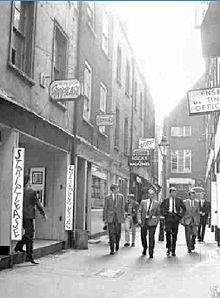 rupert street market , 1950s | soho streets | pinterest