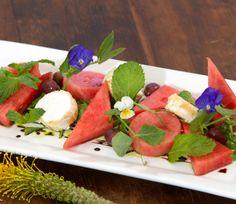 A sampling of our menu featuring premium local produce. #longitude131 #uluru #australia