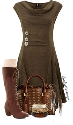 """""""Lace Up Boots"""" by lindsycarranza on Polyvore"""