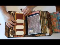 ▶ Steampunk Purse Mini album - YouTube