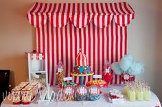 circus theme, food tables, party printables, 8th birthday, kid parties, circus party, birthday ideas, themed parties, circus parti