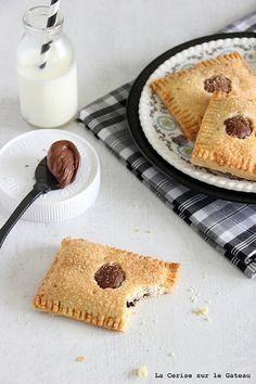 Nutella pop tarts.