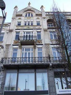The Diamond Museum in Antwerp