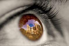 Through your eyes   by   Diego Lapetina