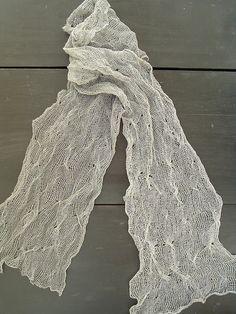 Beautiful - made with habu yarn