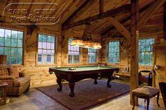 Sand Creek Post & Beam Barn Home - Amazing!