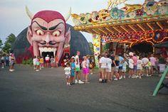 Miracle Strip Amusement Park - Panama City Beach