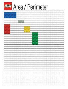 Lego Area & Perimeter