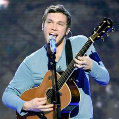 Phillip Phillips   http://www.youtube.com/watch?v=wNimpEvwWVA=fvwrel    http://www.youtube.com/watch?v=0YP-IcCiCEI=related