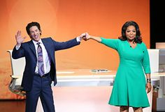 Pastor Joel Osteen and Oprah: The Thoughts That Could Change Your Life in 31 Days