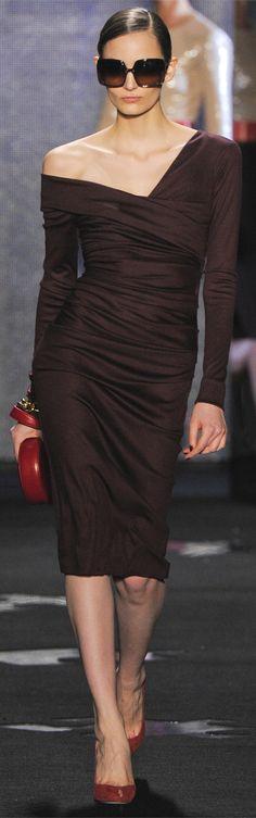 Diane von Furstenberg Collections Fall Winter 2012-13