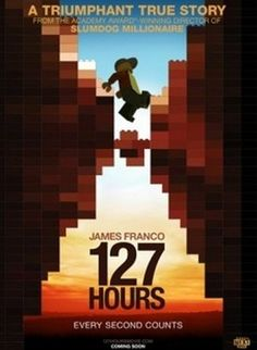 Lego 127 Hours Poster