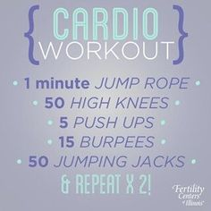 Cardio Workout: Treadmill Intervals (lose belly fat)
