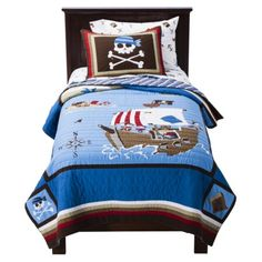 15 Big Boy Bedding Sets That Both You and Your Toddler Will Love   Babble