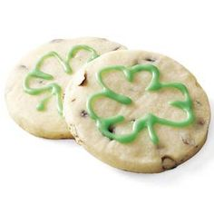 Pot o' Gold Cookies Recipe from Taste of Home