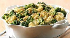 Gina's Favorites: Broccoli Cauliflower Casserole