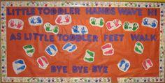 Unique Bulletin Board Ideas For Toddler Classrooms