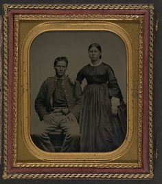 civil war couple