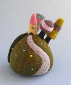 A little woolly world!
