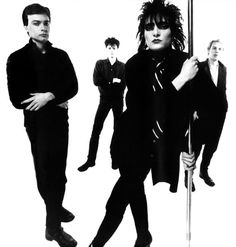 Music 60-70: Siouxsie and The Banshees - The Scream 1978 (UK, Post-Punk, New Wave)