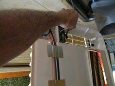 Electrical Repairs on old, vintage RV's, travel trailers & campers.