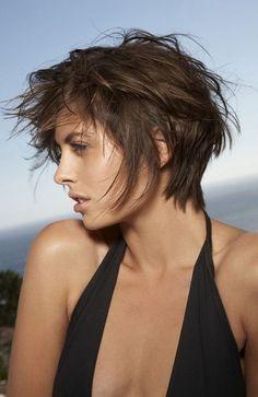 Short Layered Hairstyle Short Layer, Short Haircuts, Layered Hairstyles, Short Hairstyl, Short Styles, Layer Hairstyl