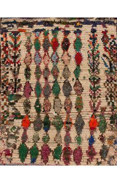 Rugs USA Moroccan Amaynu Berber Tan Rug