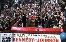 JFK visiting Youngstown in 1960