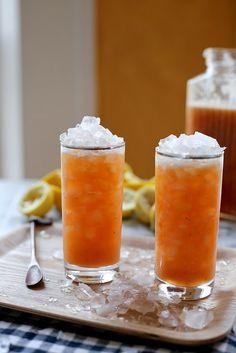 Peach and Cardamom Lemonade (recipe) / by Joy the Baker
