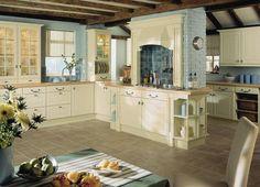 Romantic Kitchen kitchen interior kitchen