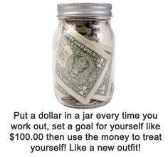 workout jar