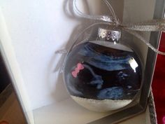 Gender Reveal idea  Gender Reveal Photo Christmas Ornament by ThisNThatbyAli It's a boy  It's a girl