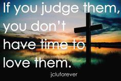 love... don't judge