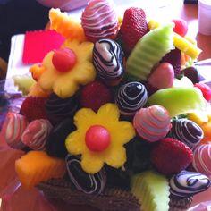 Fruit bouquet!
