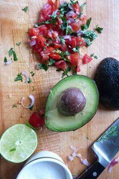 The ultimate guacamole recipe! Yum!
